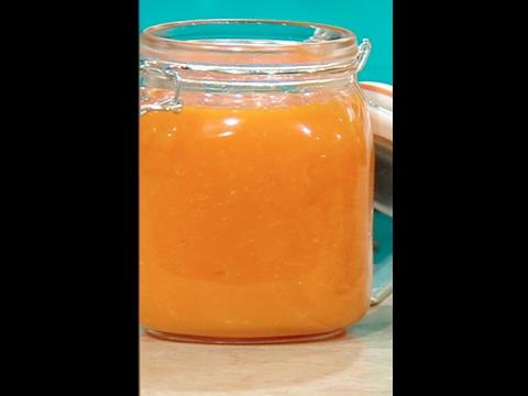 مربي البرتقال و الجزر على طريقة الشيف #هاله_فهمي من برنامج #البلدى_يوكل #فوود