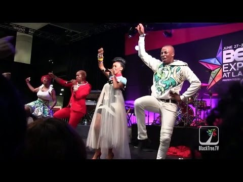 South African Artist Mafikizolo Performs At 2014 Bet Experience video