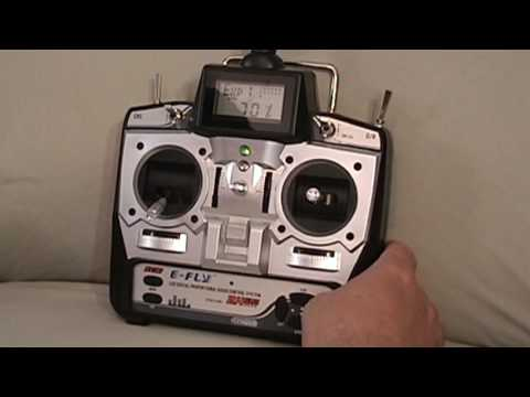 E-Fly 100C II 2.4GHz Radio System - SN Hobbies