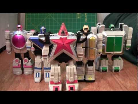 Power Rangers Super Zeo Megazord Review