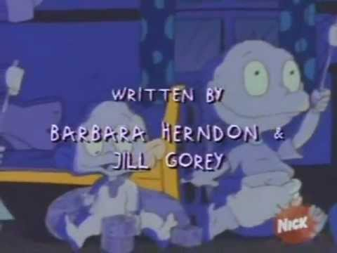 Rugrats Ep Ghost Story video