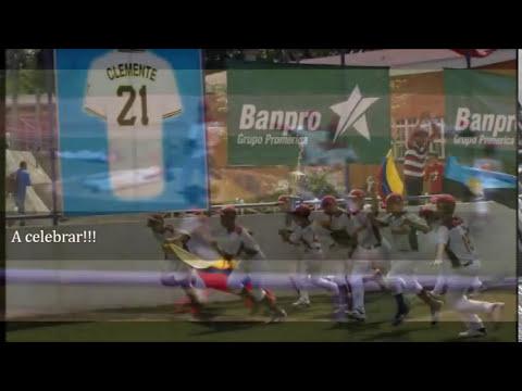 Pequeña Liga Coquivacoa campeona en el Latinoamericano de Béisbol Infantil 2014
