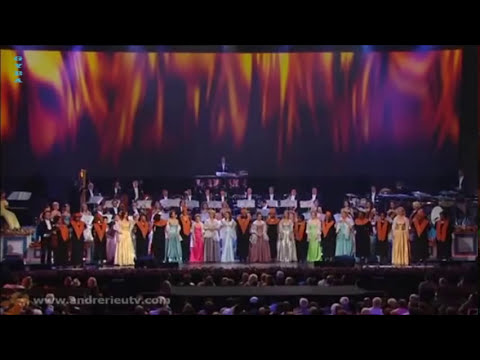 Andre Rieu - New York Radio City Music Hall - Part-1 [HD Full Concert]