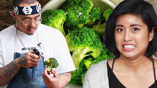 Can Chefs Make Broccoli-Haters Change Their Mind?