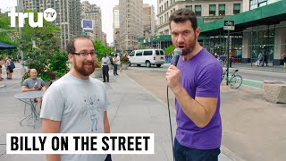 download musica Billy on the Street - Immigrant or Real American?