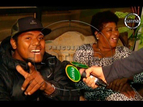 Juan 'Chiquito' Flores y su madre: De tal palo, tal astilla