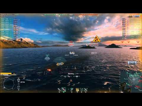 World of Warships - Clubbing With Murmansk - Five Minute Kraken