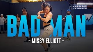 Bad Man by Missy Elliott - Choreography by Janelle Ginestra - @immaspace