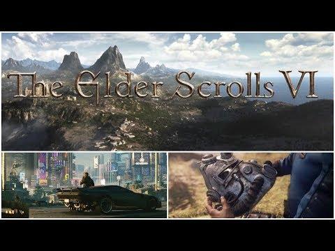 Анонсирована The Elder Scrolls VI | Игровые новости E3 2018