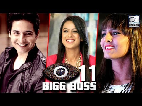 Bigg Boss Season 11 Celebrity Contestants List REVEALED | Nia Sharma | Dhinchak Pooja