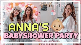 ANNA'S BABY SHOWER PARTY 😍| 07.04.2018 | Daily Maren & Tobi