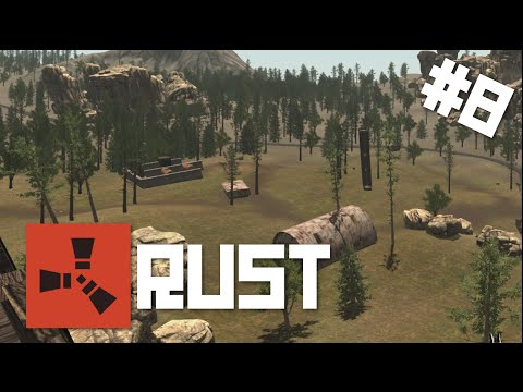 [GEJMR] Rust s Jirkou - ep 8 - Bum! Bum! nakoukneme k sousedům!