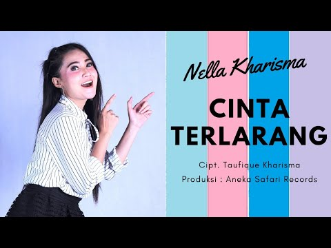Nella Kharisma - Cinta Terlarang ( Ver. Guyon Waton ) ( Official Music Video )