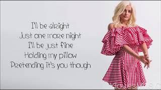 Download Lagu Bebe Rexha - Pillow (Lyrics) Gratis STAFABAND