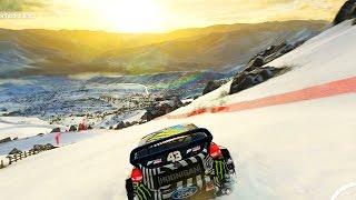 Forza Horizon 3 Blizzard Mountain - Part 1 - SNOW!!