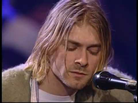 Nirvana - Something In The Way (Unplugged In New York)