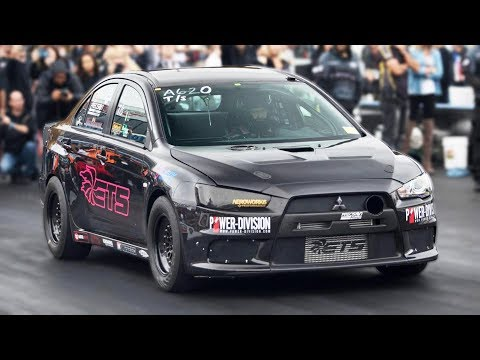 New EVO X World Record (AWD MONSTER)
