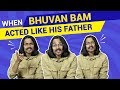 BB Ki Vines | When Bhuvan Bam Acted Like His Father | Safar   Music Video