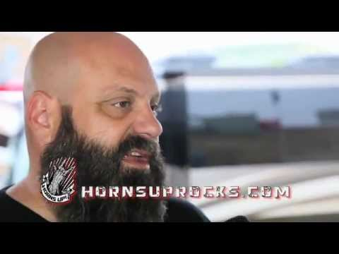 Kirk Windstein Discusses his Musical Career with Down, Crowbar&Kingdom of Sorrow!