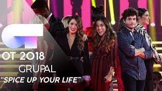 """SPICE UP YOUR LIFE"" - GRUPAL 