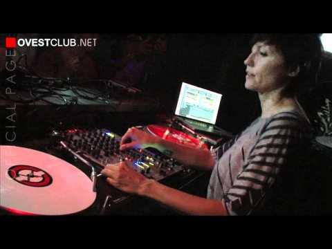 MAGDA ( M-NUS ) + ALESSIO FRINO @ OVESTCLUB 18 - 09 - 2010 Music Videos