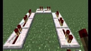 Бесконечный источник энергии в Minecrafte