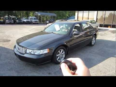 Short Takes: 2002 Cadillac Seville SLS (Start Up. Engine. Full Tour)