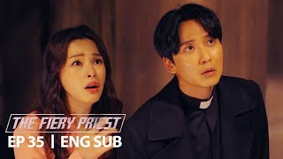 "Lee Ha Nee ""This is the worst place anybody could be trapped in"" [The Fiery Priest Ep 35]"
