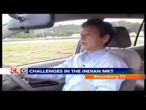 CEO On The Drive - On The Drive With Hiroshi Nakagawa, Toyota Kirloskar Motor