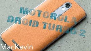 Обзор/Мнение Motorola Droid Turbo 2!
