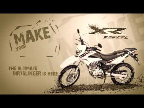 The Highest Selling Dirt Bike in Nepal - Honda XR 150L
