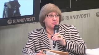 Пресс-конференция, посвященная старту народного школьного проекта Дмитрия Быкова