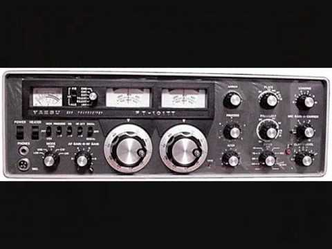 Yaesu FT-101 Series Tranceiver