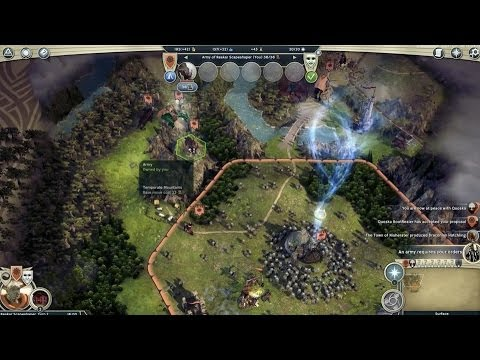Age of Wonders III - Archdruid & Random Map Trailer