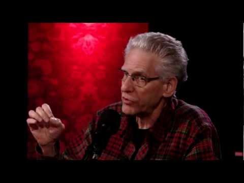 """Cosmopolis"" director David Cronenberg in Studio Q"