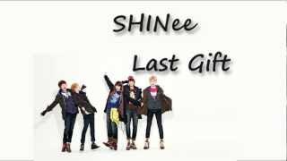 Watch Shinee Last Gift video
