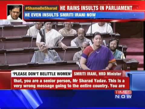 Do not make comments about colour of any woman's skin: Smriti Irani