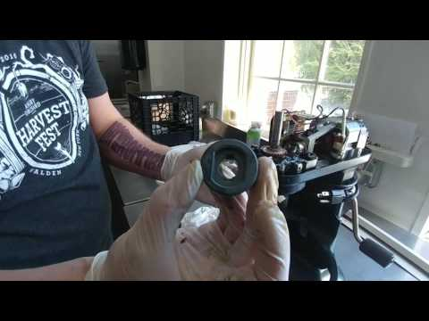 How to fix a KitchenAid Professional 600 mixer - mechanical