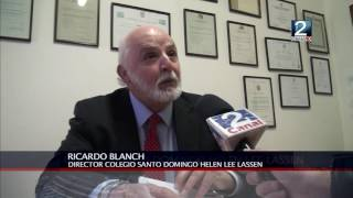 02 SEP 2016 COLEGIO SANTO DOMINGO HELEN LEE LASSEN