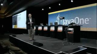 Welcome to JavaOne and Intel Keynote Highlights 10-3-2011