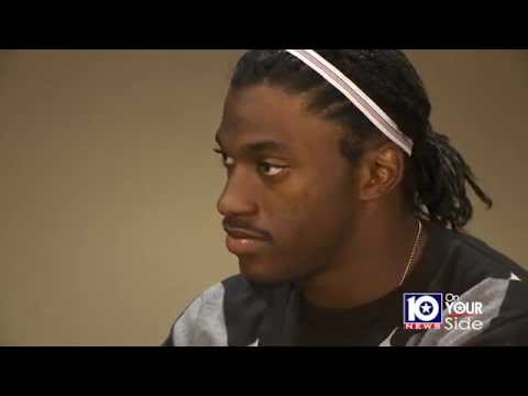 Being RG3 Full One on One - KWTX Full Interview - Rookie Season