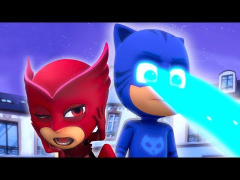 PJ Masks Episodes | PJ Masks POWER UP 💥| Cartoons for Children