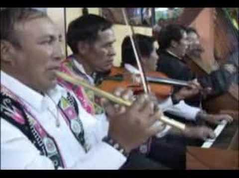 Arpa, Violín, Quena y Pampapiano: Marinera Cuzqueña 1