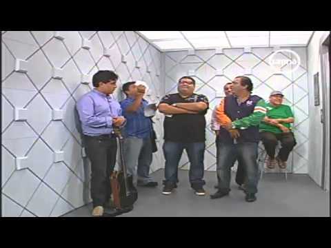 William Luna en el Ascensor El Especial del Humor 13/04/13