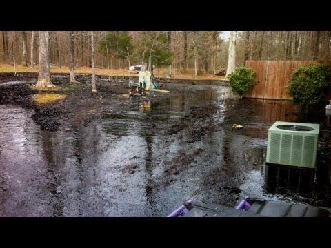 ExxonMobil Tar Sands Oil Pipeline Ruptures in Arkansas as Obama Ponders Fate of Keystone XL