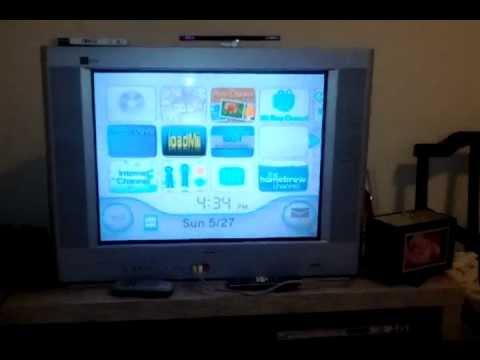 WII Desbloqueado com HD Externo e USB Loader GX IMPERDÍVEL!!!