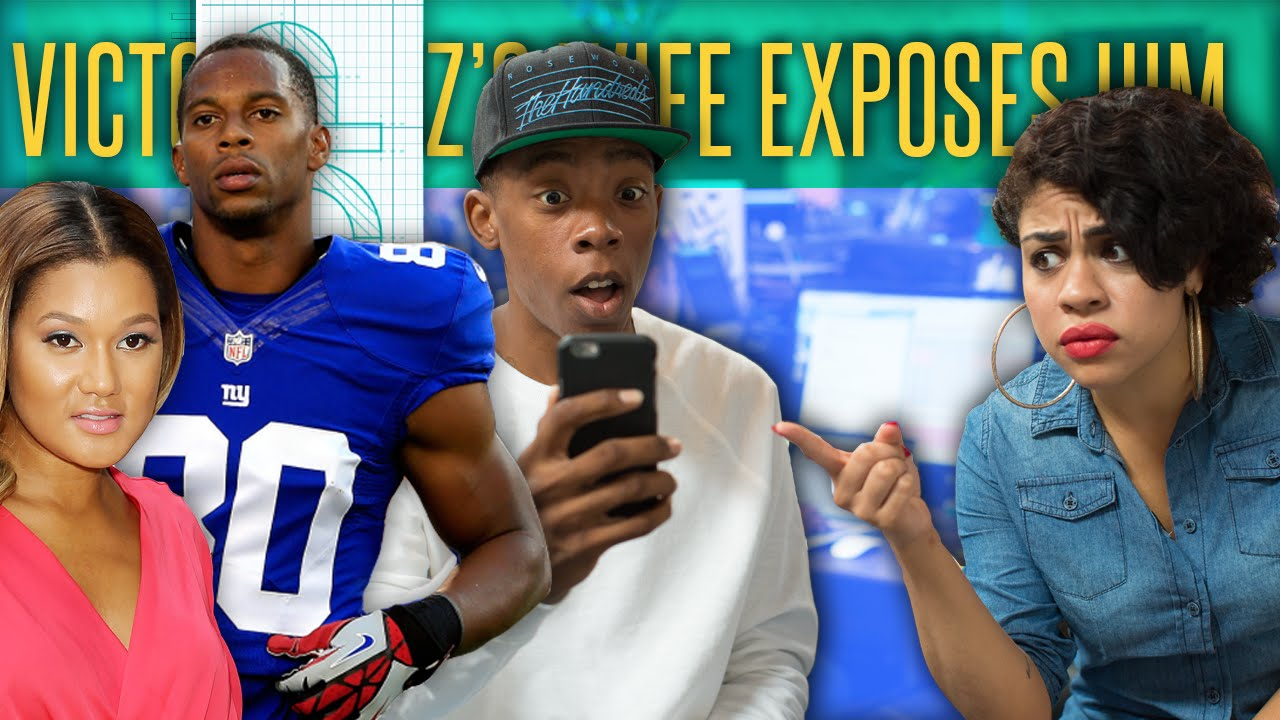 Soon To Be Wife of Victor Cruz Fires Back at Side Chicks - The Drop Presented by ADD
