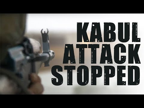 NATO in Afghanistan - Coalition Forces stop Kabul attack