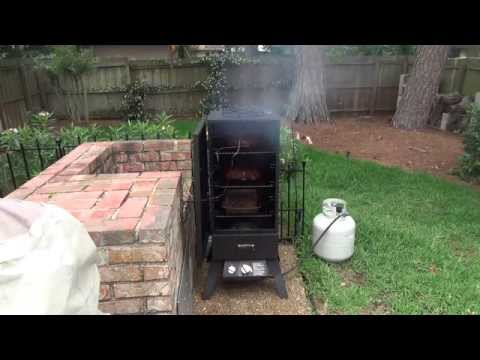 Smoked Chicken - Char-Broil Smoker