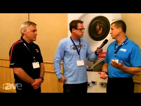 E4 AV Tour: Gary Kayye Talks to Barco and Almo Pro A/V About Expanded Partnership